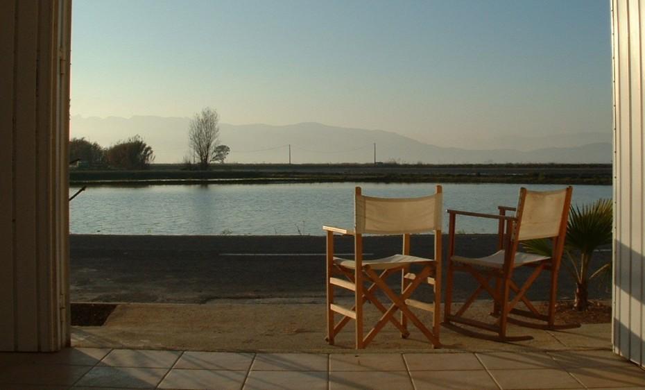 Casa Marinada amb vistes a l'Encanyissada